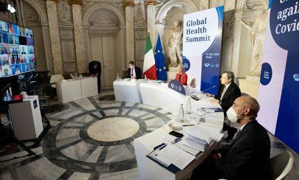 Global Health Summit, von der Leyen: vertice di importanza storica