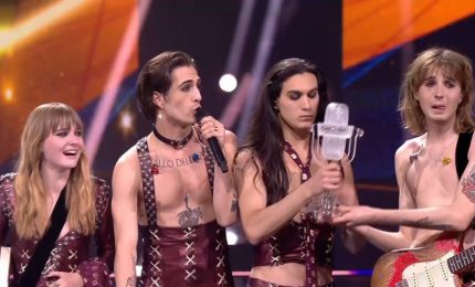 I Måneskin trionfano a Eurovision, rinascita per l'Italia