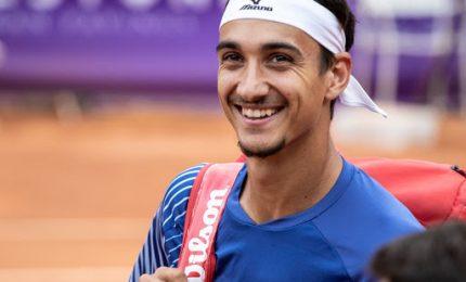 Tennis, impresa Sonego: è in semifinale e balla