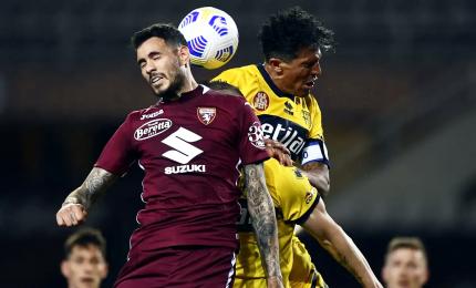 Il Torino batte il Parma 1-0 e lo manda in B