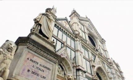Dante 700, il viaggio negli inferi delle catacombe vaticane
