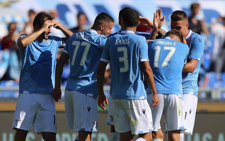 Lazio prosegue rincorsa Champions: 4-3 al Genoa