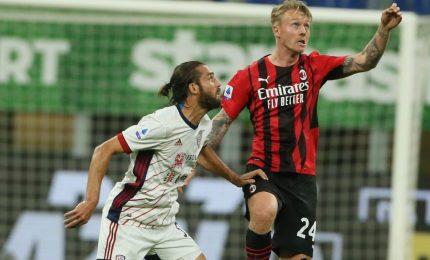 Il Milan frena a San Siro, solo 0-0 con il Cagliari