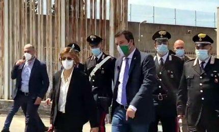 """Gregoretti, niente processo per Salvini: """"il fatto non sussiste"""""""