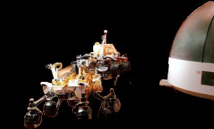 """La Cina annuncia: """"Il rover Zhurong è arrivato su Marte"""""""