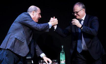 M5s minaccia la crisi nel Lazio, stop Zingaretti e Pd candida Gualtieri