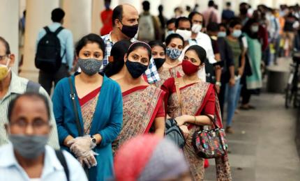 Coronavirus, una nuova mutazione della variante Delta preoccupa l'India