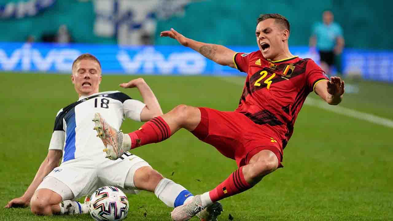Belgio-Finlandia 2-0, agli ottavi da primi del girone