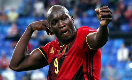 Belgio-Russia 3-0, Lukaku è già capocannoniere