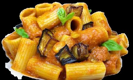 Mezzemaniche alla parmigiana