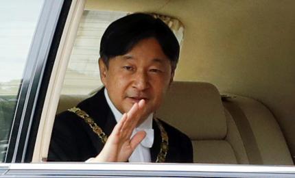 Tokyo2021, Imperatore preoccupato che Giochi riportino il Covid-19