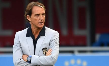Mancini: vittoria dedicata a tutti coloro che soffrono