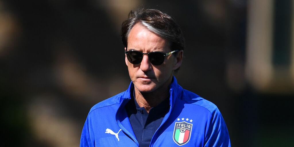 """Mancini: """"Verratti gioca, in campo per vincere"""""""
