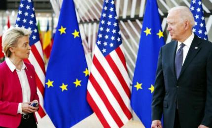 Vertice Ue-Usa, verso un rinnovato patto transatlantico
