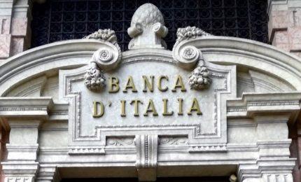 Bankitalia rivede in meglio stime ripresa, Pil 2021 sfiora +5%