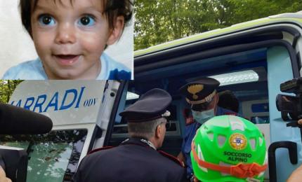 Ritrovato il bimbo di 21 mesi scomparso al Mugello, sta bene