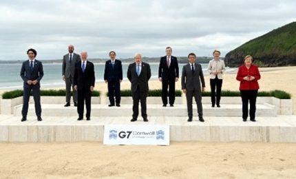 Cala il sipario su G7: accordo su vaccini, Recovery, clima e multilateralismo