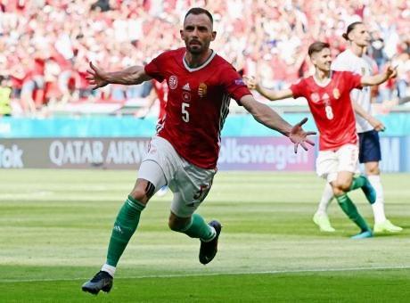 L'Ungheria ferma la Francia sull'1-1 a Fiola risponde Griezman