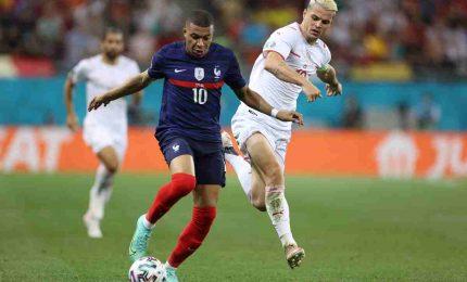 Svizzera batte Francia ai rigori e vola ai quarti