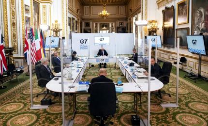 G7 Finanze: accordo su tassazione multinazionali, ora tocca al G20