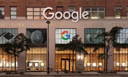 Google apre il suo primo negozio fisico a New York