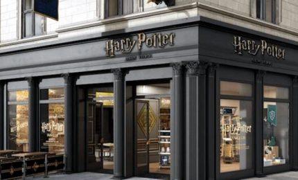 A New York il mega-store di Harry Potter più grande al mondo