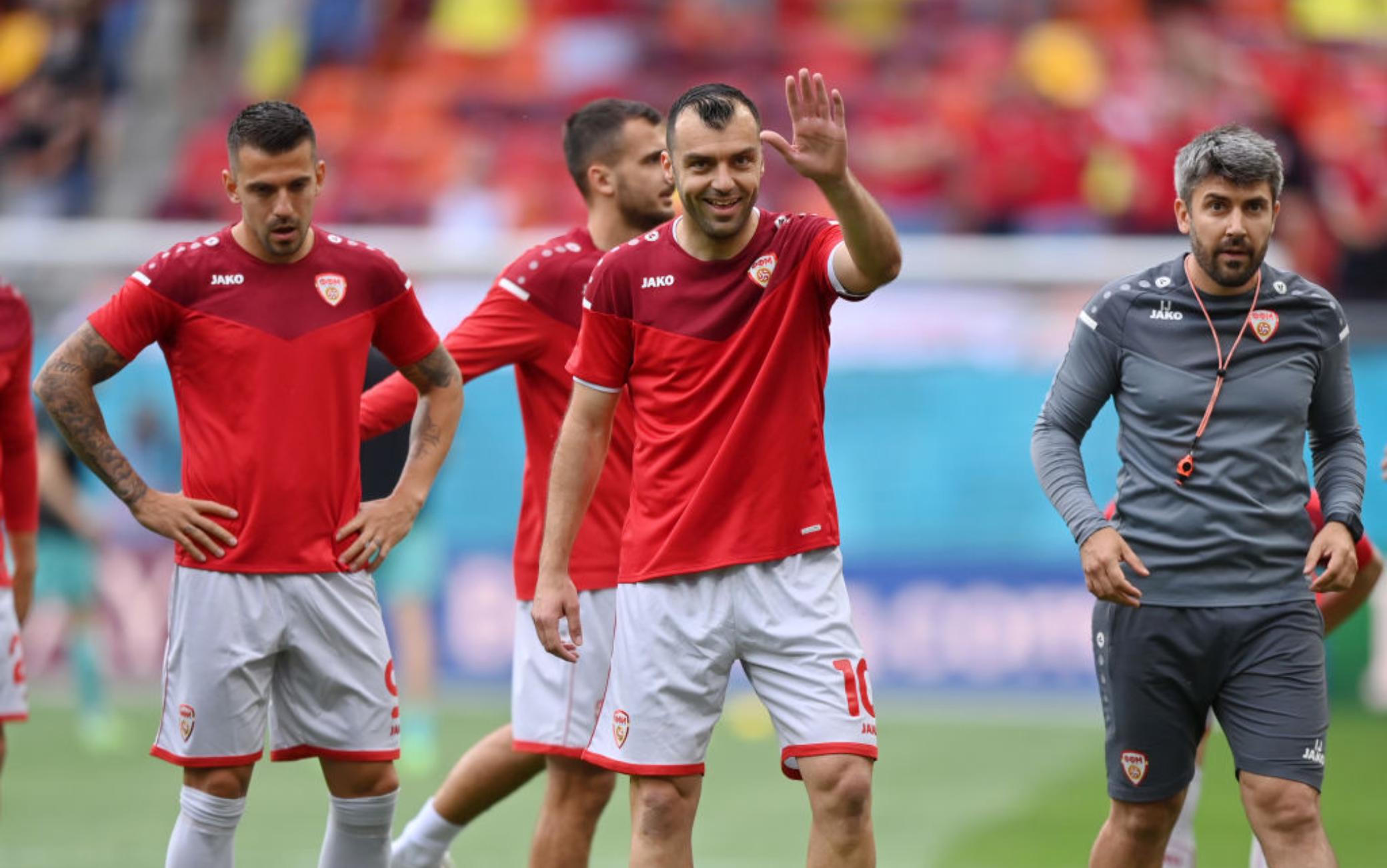Austria-Macedonia 3-1: Lainer, Gregoric e Arnautovic
