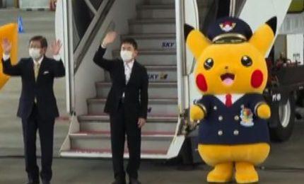 Arriva l'aereo dei Pokemon, l'idea di una compagnia giapponese