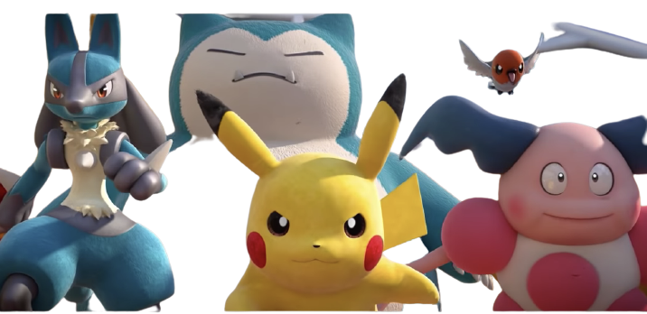 Arriva Pokémon Unite primo gioco strategico di lotta a squadre