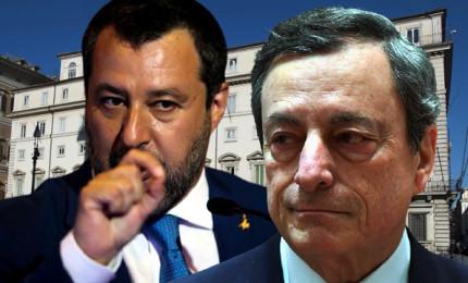 Centrodestra, Salvini spinge federazione e ora ne parla a Draghi