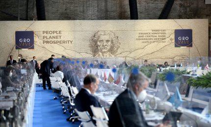 G20, accordo a Venezia sulla tassazione delle multinazionali