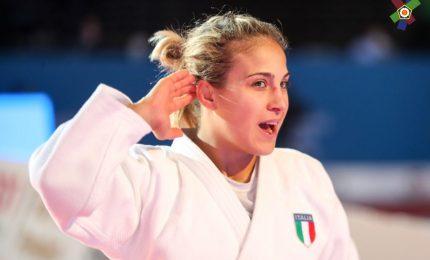 """Tokyo 2020, Odette Giuffrida medaglia di bronzo nel judo: """"L'oro me lo prendo a Parigi"""""""