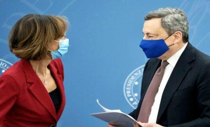 Riforma della giustizia, Draghi incassa il sofferto via libera