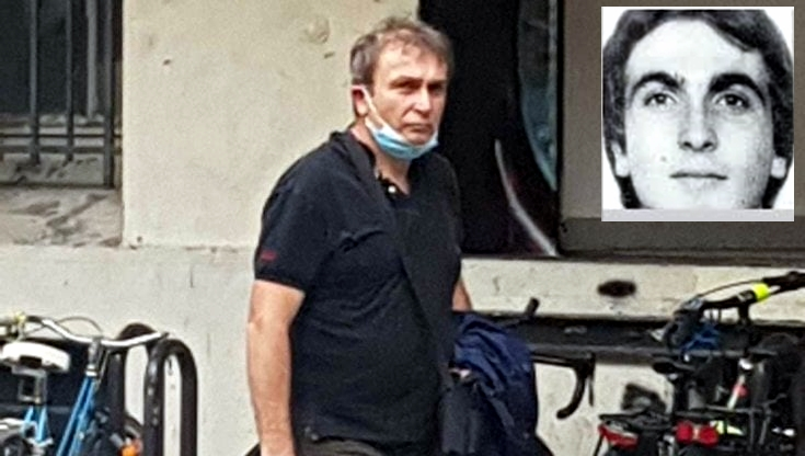 Francia, scarcerato l'ex brigatista Maurizio Di Marzio
