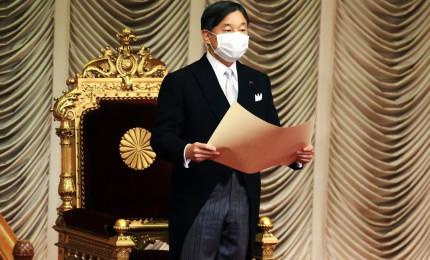 Tokyo2020, Imperatore preoccupato aprirà Giochi senza entusiasmo