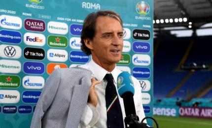 Mancini: affrontiamo migliori in Europa ma siamo pronti
