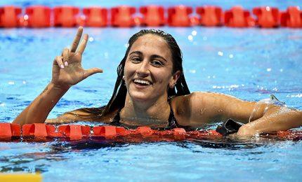 Tokyo2020, Quadarella bronzo negli 800 sl di nuoto