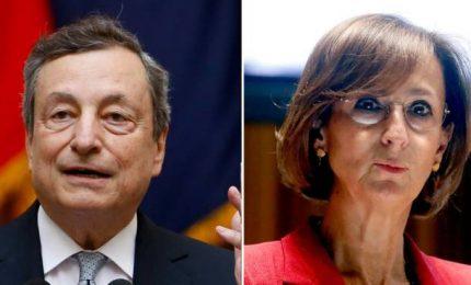 Giustizia, Draghi e Cartabia aprono al M5s ma Fi-Lega rilanciano