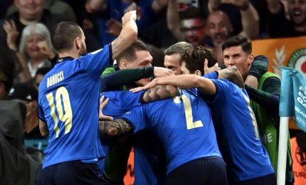 Italia-Spagna 5-3, azzurri in finale agli Europei