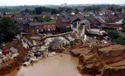 Inondazioni Germania, 103 morti e oltre un migliaio di dispersi. 23 vittime in Belgio