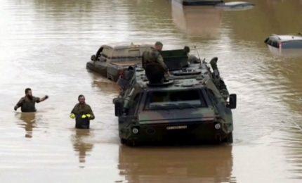 Maltempo, in Germania e Belgio aumenta bilancio delle vittime