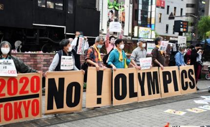 Olimpiadi Tokyo, il Covid-19 arriva nel Villaggio
