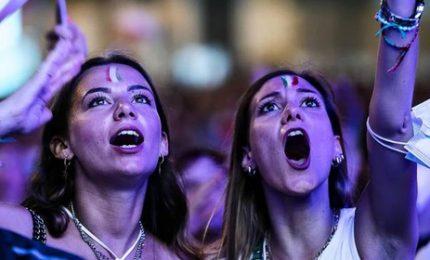 Gli italiani in Gran Bretagna si preparano alla finale Euro2020