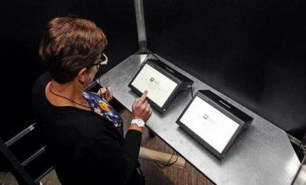 Voto elettronico, Lamorgese dà via libera alla sperimentazione