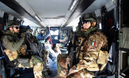 Conclusa l'evacuazione degli afgani, partiti dall'Afghanistan i militari italiani