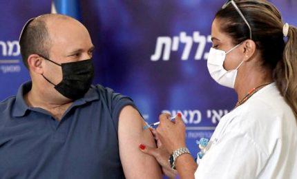 Israele, terza dose vaccino anche a over 40