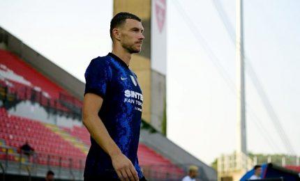 Dzeko, esordio con gol: Inter-Dinamo Kiev 3-0