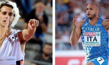 Tokyo2020, 2 ori per l'Italia: Tamberi nel salto in alto e Jacobs nei 100 metri (atletica)