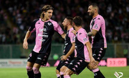 Buon inizio per i rosanero, Palermo-Latina 2-0