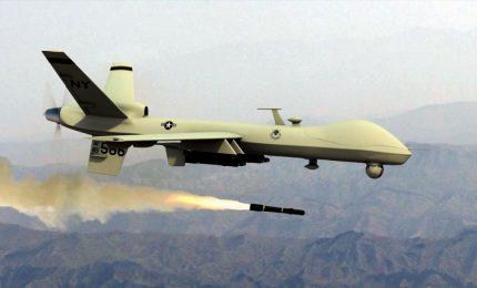 """Afghanistan, attacco statunitense con drone uccide """"organizzatore"""" dell'Isis-K"""
